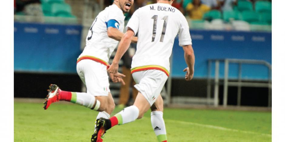 El deja vu de Oribe no fue suficiente contra Alemania