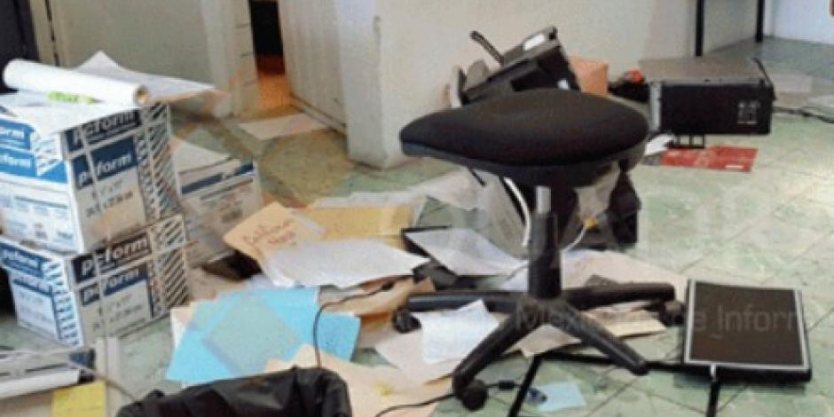Suman 7 denuncias por actos vandálicos en el IEEPO