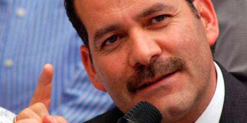 Martín Orozco, candidato del PAN a gobernador de Aguascalientes