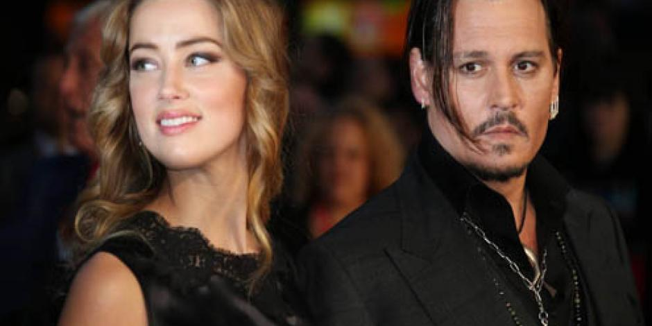 Acusa Amber Heard a Johnny Depp de haberla golpeado