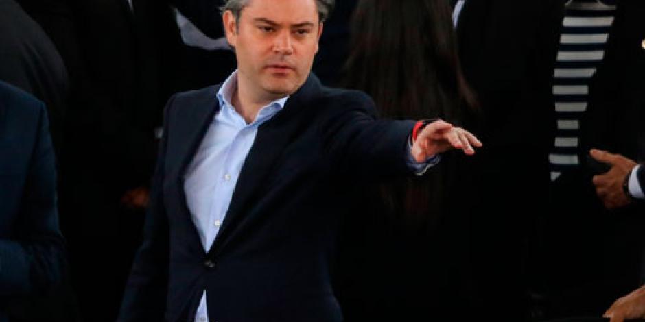 Diálogo es con SEP no con Presidencia, Nuño a paristas