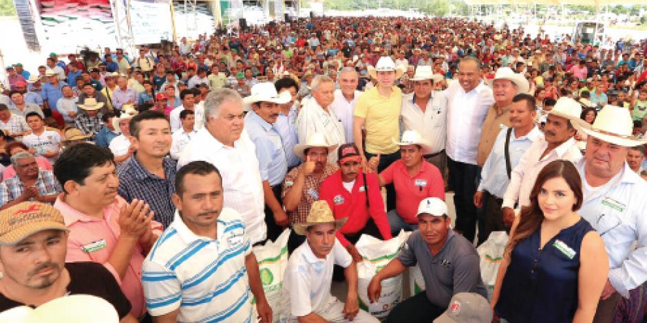 Impulsan agro de Chiapas