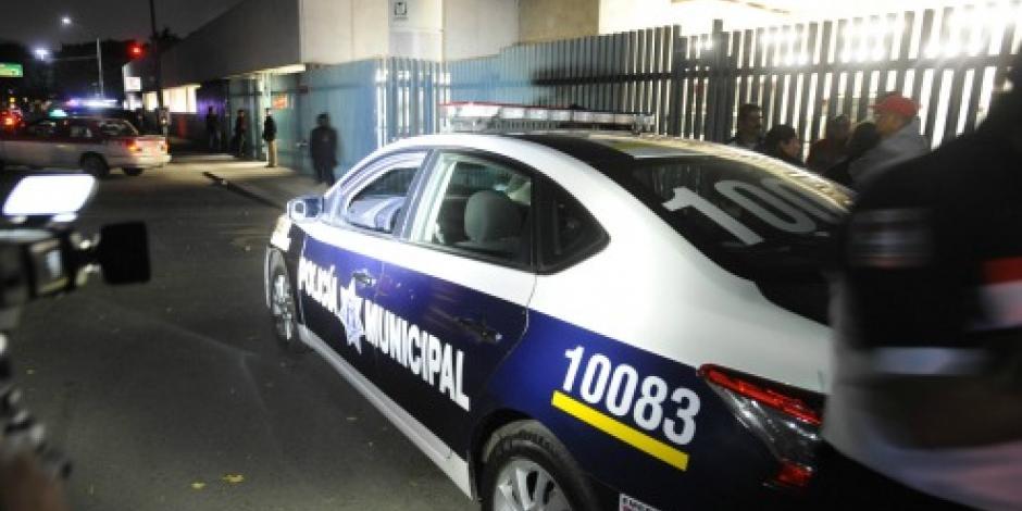 Balacera en Tlalnepantla deja un policía muerto