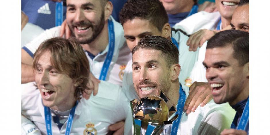 El Real, con 21 títulos, supera al Barcelona