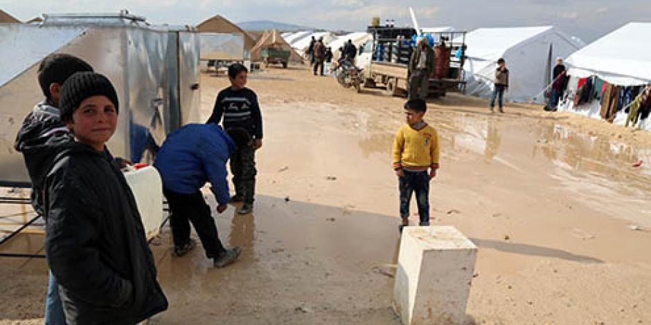 ONU iniciará entrega de ayuda en Siria en 24 horas
