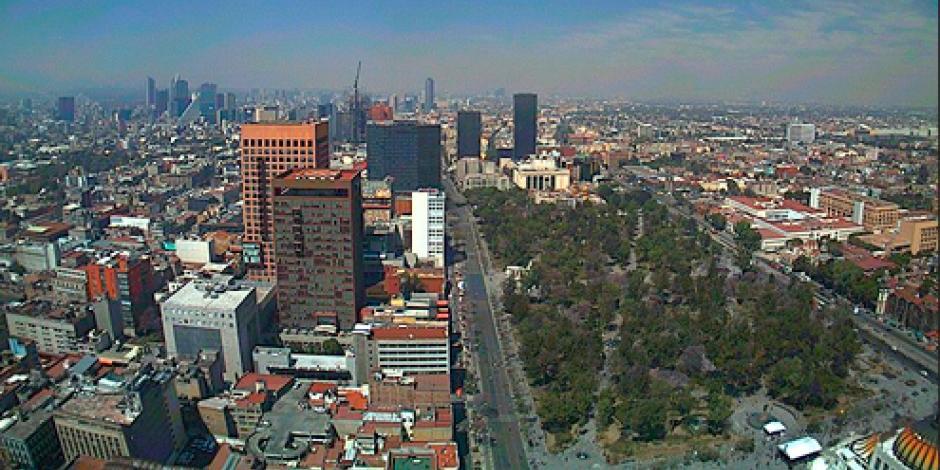 Permanece precontingencia ambiental en el Valle de México