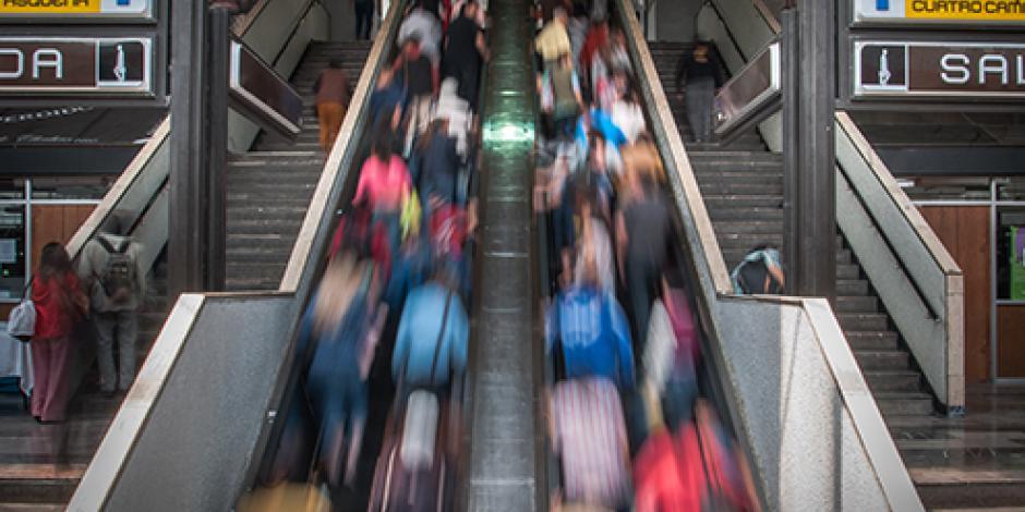 Transporte público brinda servicio gratuito por Contingencia de ozono