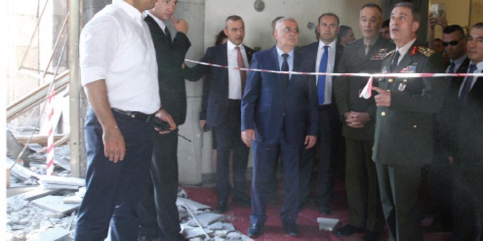 Golpe de Estado cuesta 100 mmdd a Turquía