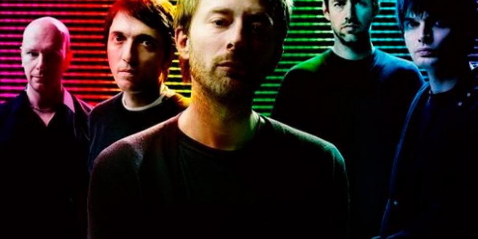 """Radiohead """"elimina"""" su información en Internet"""