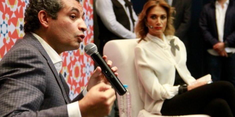 PRI se compromete a defender a mexicanos en EU, afirma Enrique Ochoa
