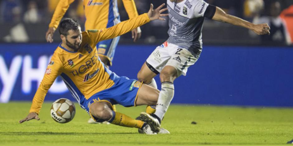 Tigres llega a final del Torneo Apertura 2016 tras eliminar a León