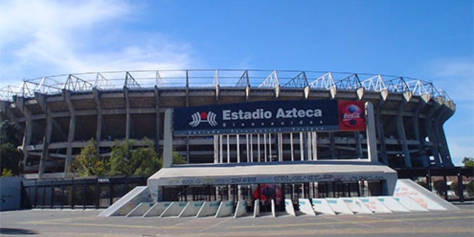 Mourinho, Figo y Eto'o estarán en juego por 50 años del Estadio Azteca