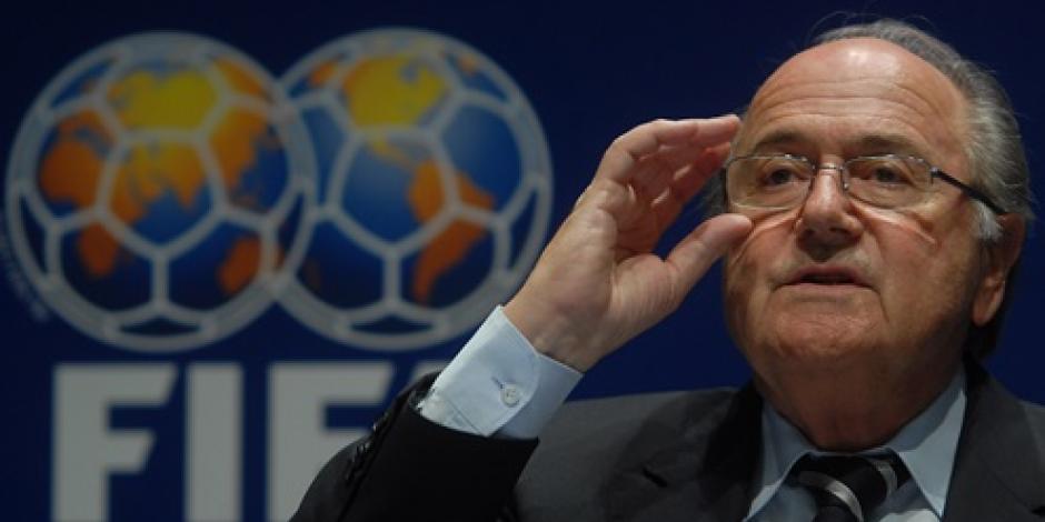 FIFA abre caso de soborno contra Joseph Blatter