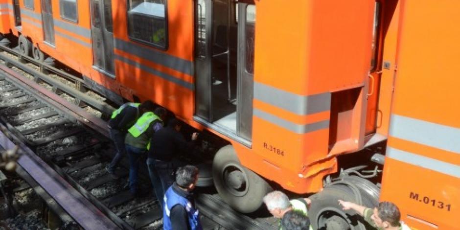 Metro invertirá 800 mdp para reparar Línea 12