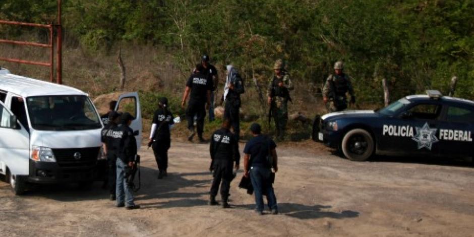 Fiscalía investiga homicidio de 8 personas en Veracruz