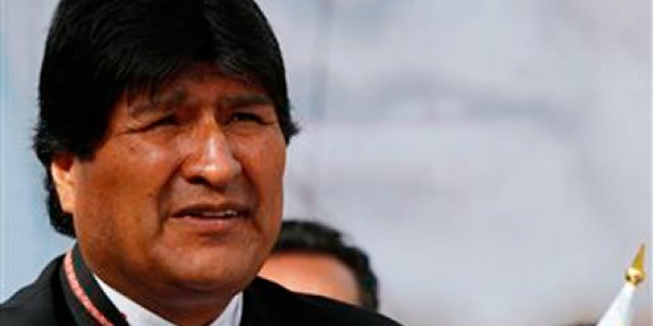Evo Morales desea conocer al hijo que creía muerto