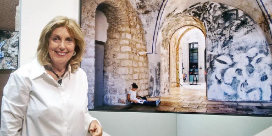 Viviana Tagar refresca visión sobre la milenaria Jerusalén