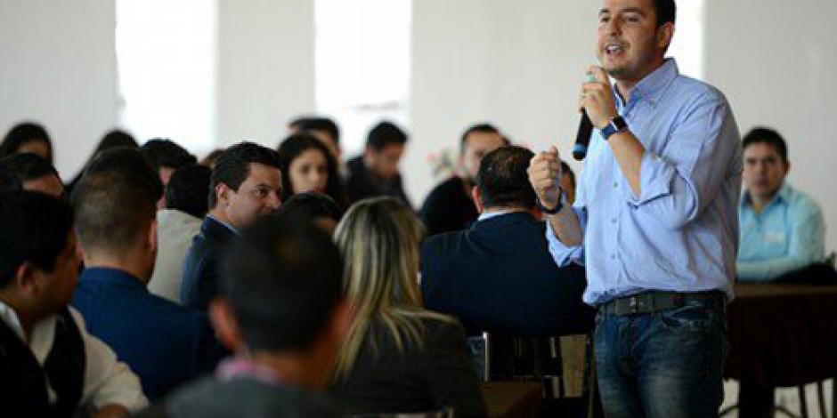 PAN perdió credibilidad, admite Marko Cortés