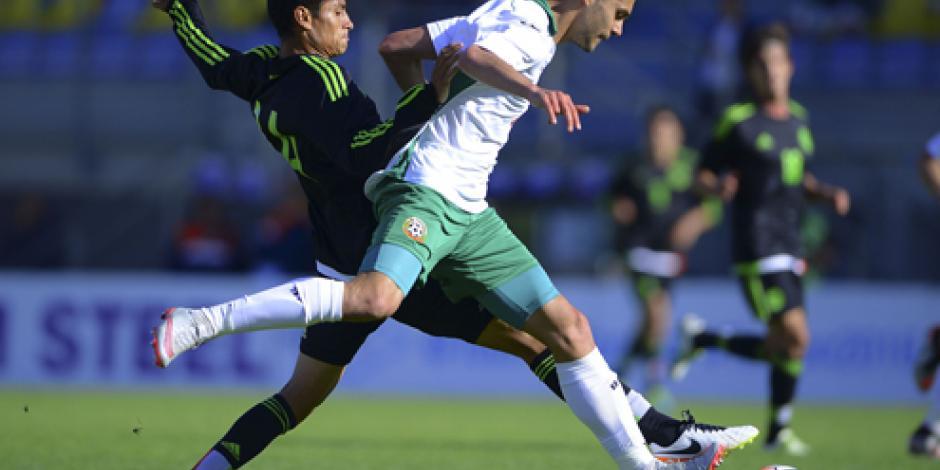 Se despide México de Toulon con victoria ante Bulgaria
