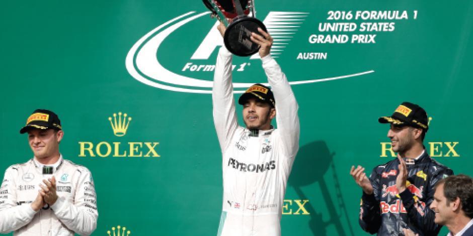 Lewis le pone sabor  a la lucha por el título