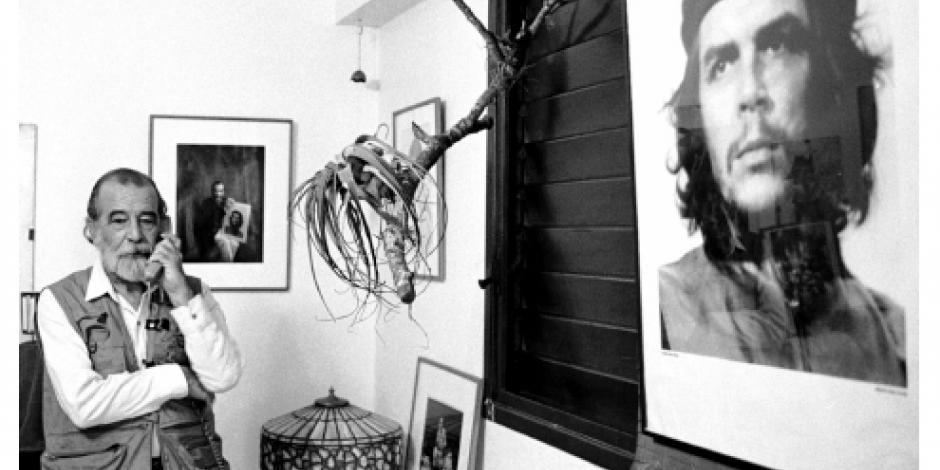 La Leica que inmortalizó al Che, rematada en 20 mil dls.