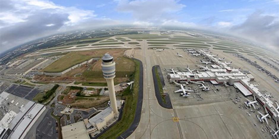 Paquete sospechoso puso en alerta al aeropuerto de Atlanta