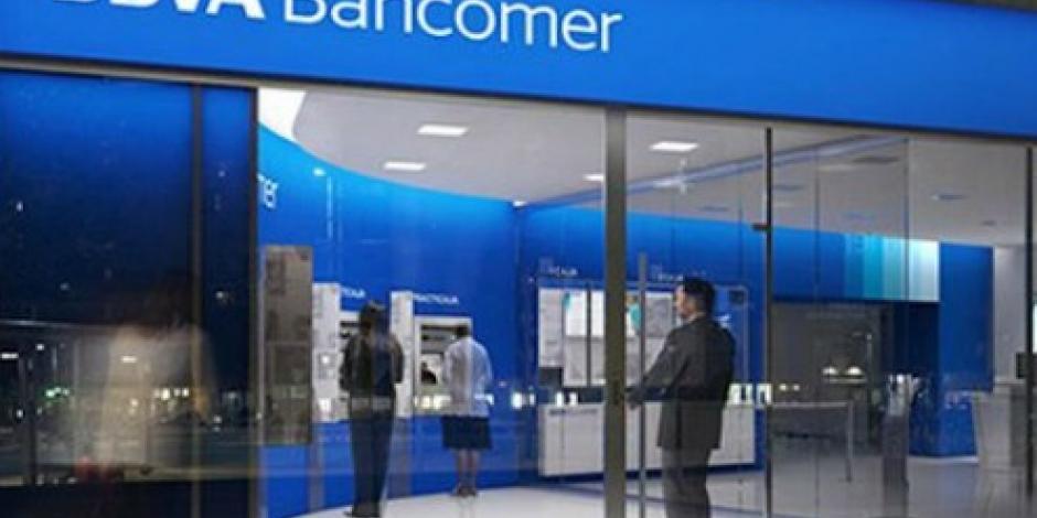 Reportan fallas en banca y aplicación de Bancomer