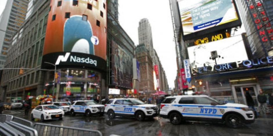 Nueva York se blinda para festejos de Año Nuevo