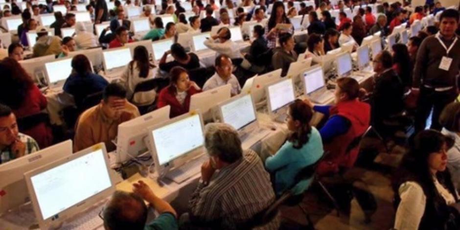 Casi 300 mil docentes evaluados en 2016, informa SEP