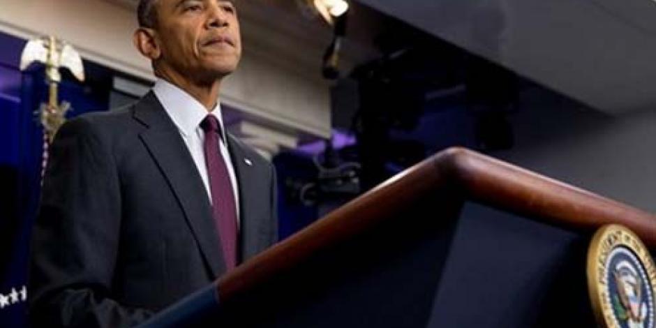 Obama afirma que Estado Islámico pierde terreno en Siria e Irak