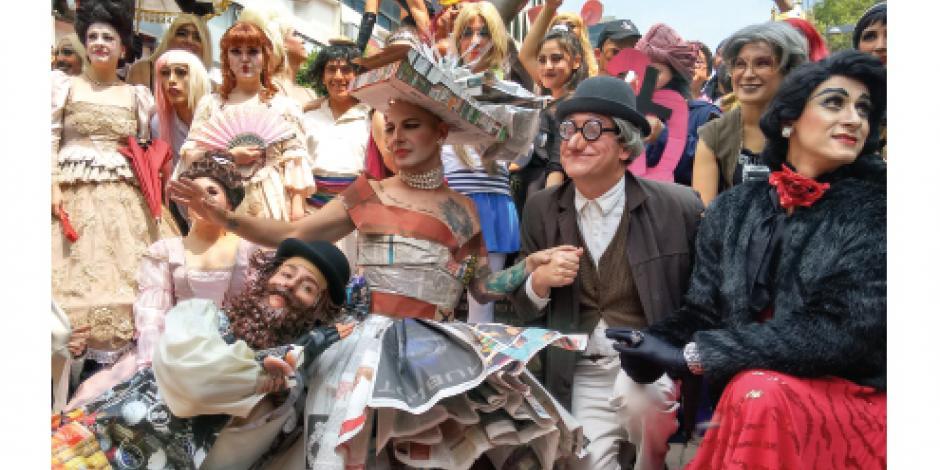 Festival de cabaret, Un obstáculo para el odio