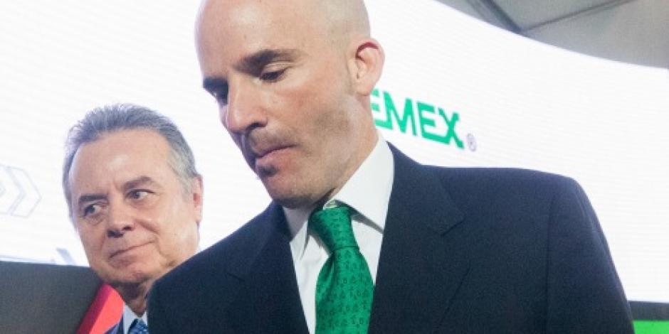 Producción de campo Trión arrancará en 2023, señala Pemex
