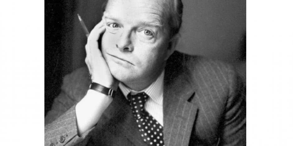 Subastan las cenizas de Truman Capote; fueron robadas dos veces