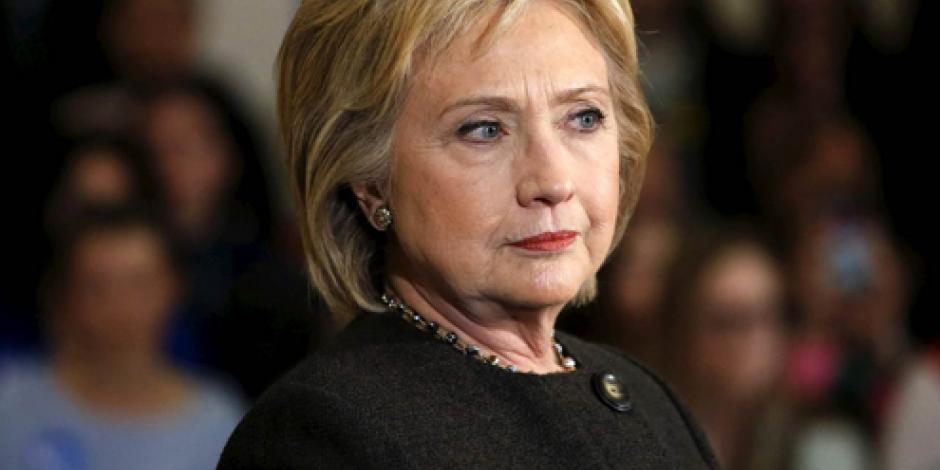 Trump tiene algo que ocultar sobre sus impuestos, declara Hillary