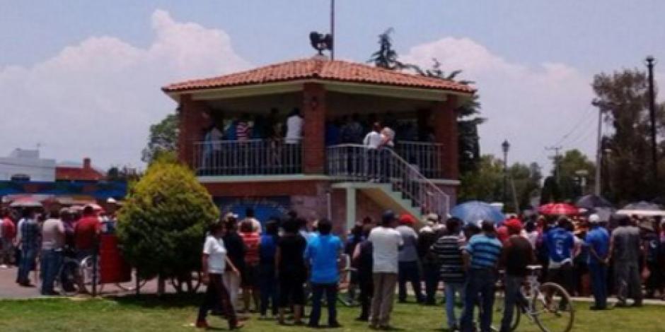 Confirman que linchados en Teotihuacán sí eran secuestradores