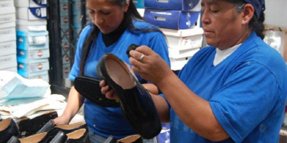 México, segundo país para la exportación de máquinas para calzado