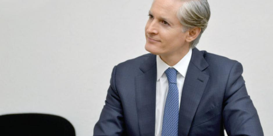 """Cercanía con la gente, la fortaleza del PRI"": Del Mazo"