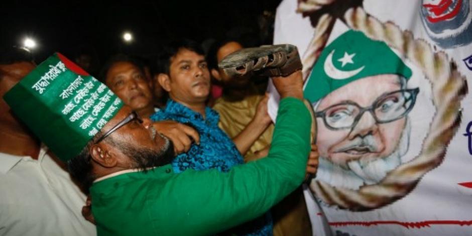 Gobierno de Bangladesh ejecuta en la horca a líder islamista