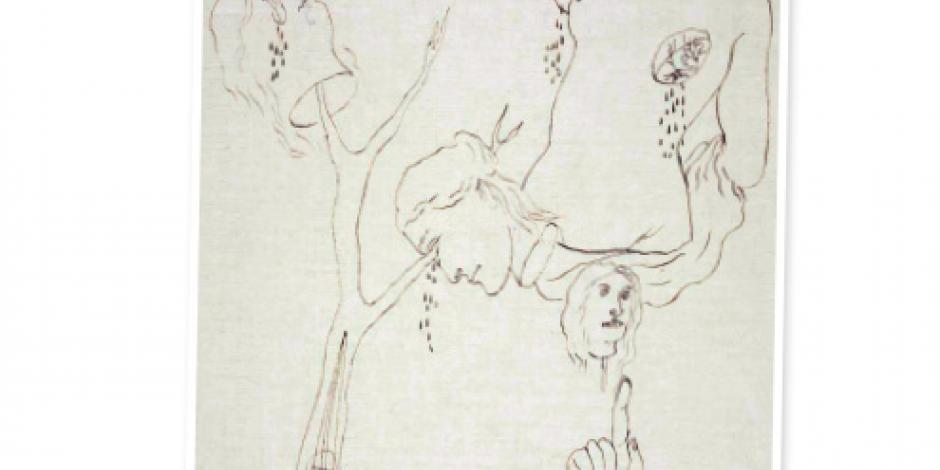 Dibujo atribuido a Salvador Dalí resulta ser de otro artista español