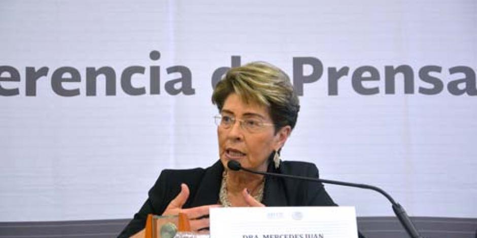 México listo para atender la infección por virus del zika, afirma SSA