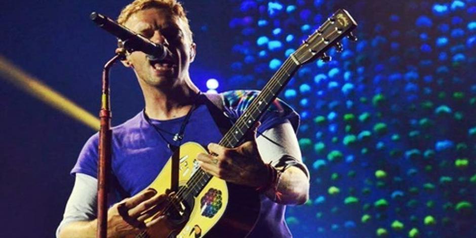 VIDEO: Vocalista de Coldplay rinde homenaje a George Michael