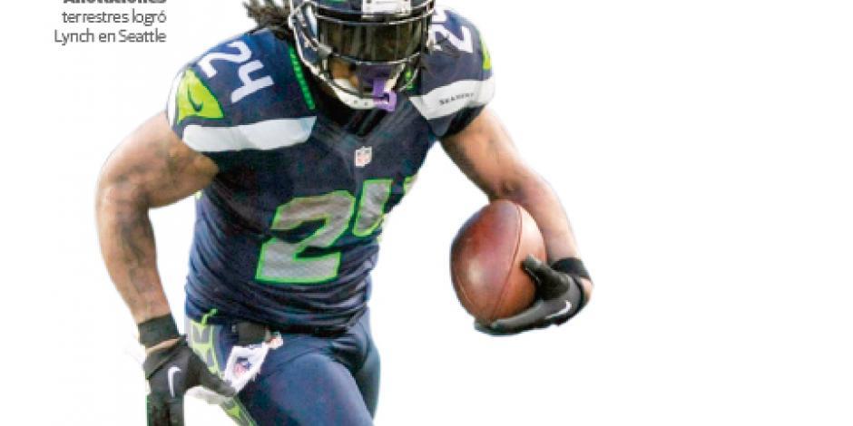 Marshawn Lynch y la legendaria Bestia dicen adiós a la NFL