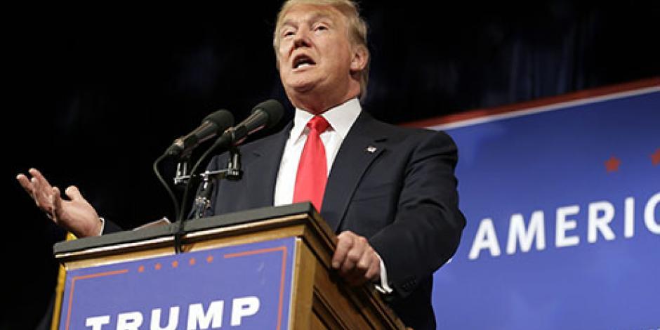 Trump genera nueva controversia por ciudadanía de Ted Cruz