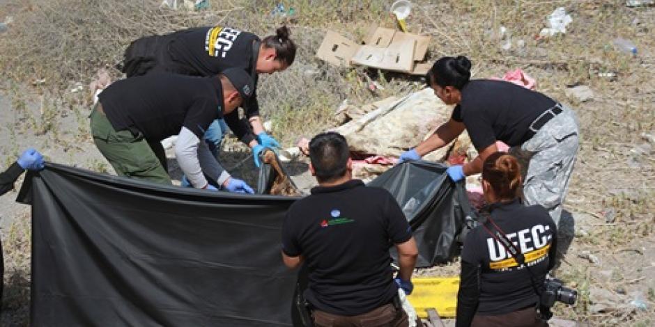Pepenadores hallan osamenta en basurero de Jalisco