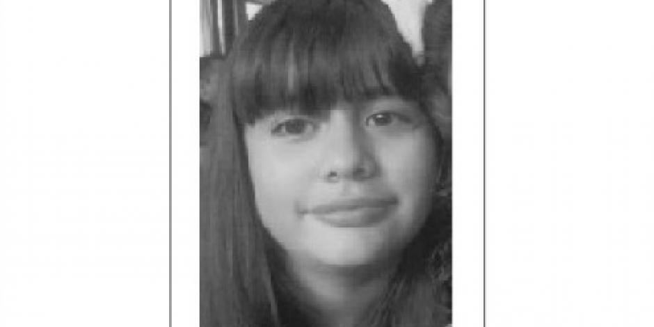 Desactiva PGR capitalina Alerta Amber de menor de 12 años desaparecida