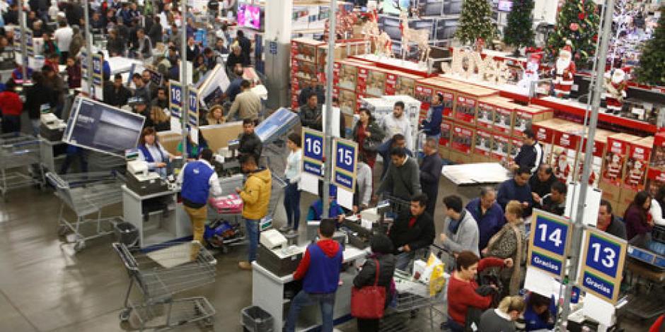 Suben precios al consumidor 3.31% en noviembre; la más alta desde 2014