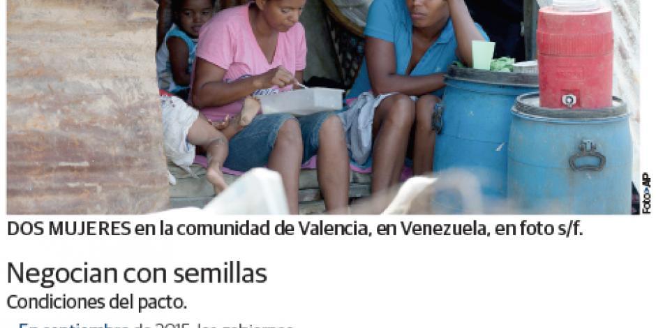 Venezuela debe 300 mdd a Uruguay en arroz, leche...