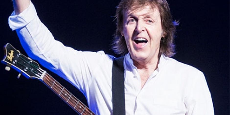 McCartney, The Rolling Stones y The Who darían megaconcierto