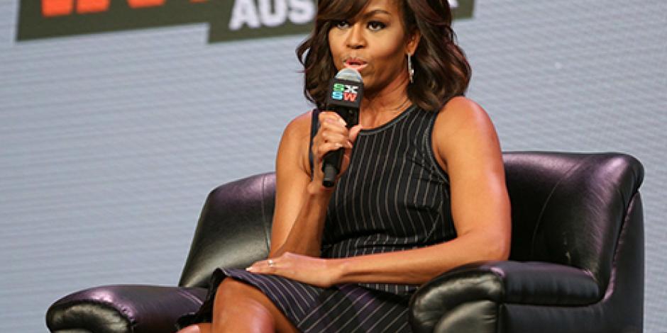 Descarta Michelle Obama ir por la presidencia en EU