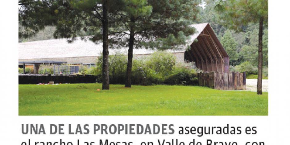 PGR indaga más propiedades de Duarte